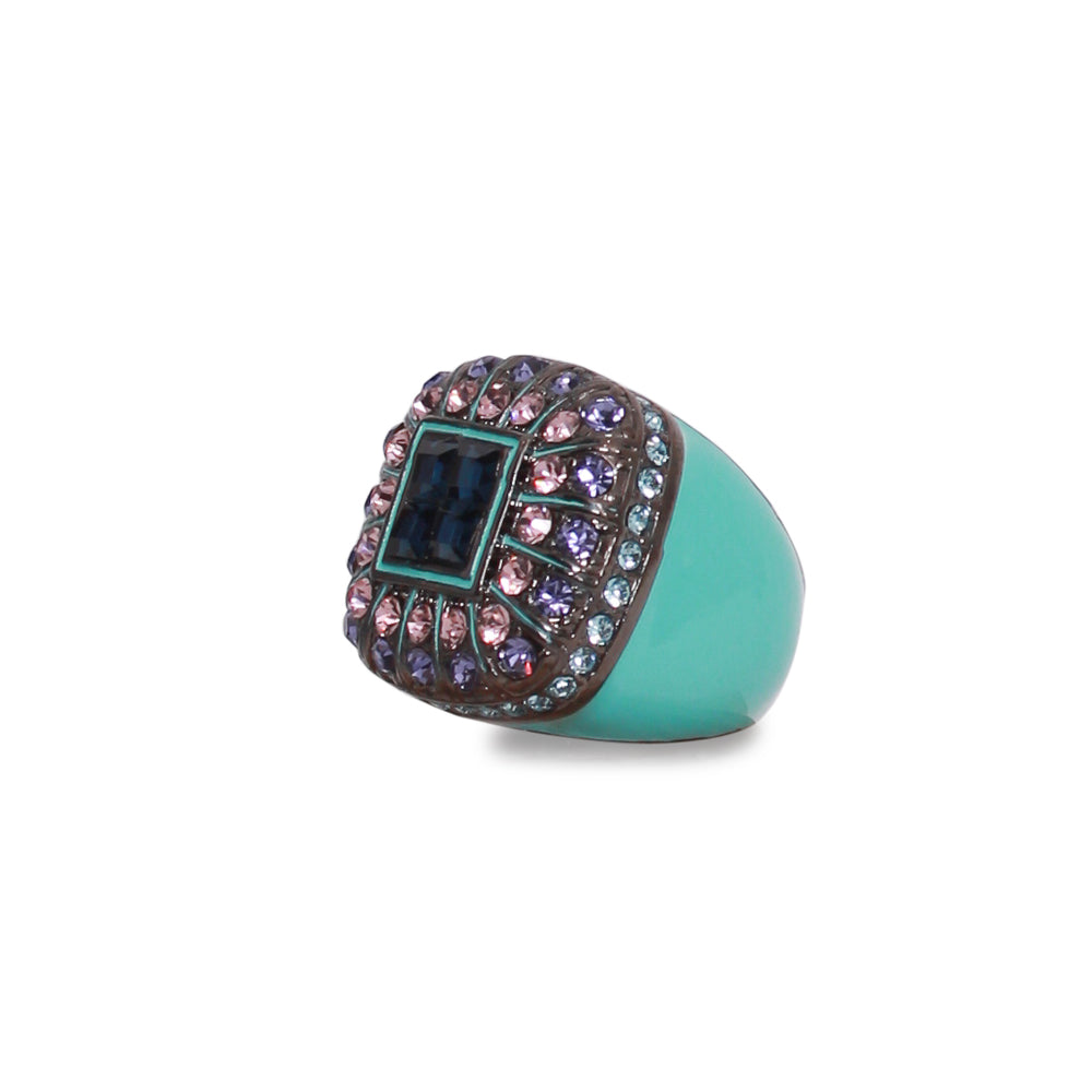 THE ENAMEL PARIS RING