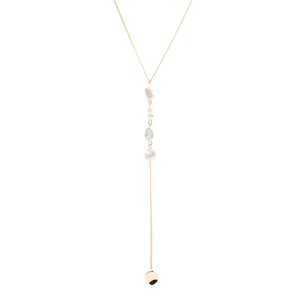 THE PEARL DROP CHAIN