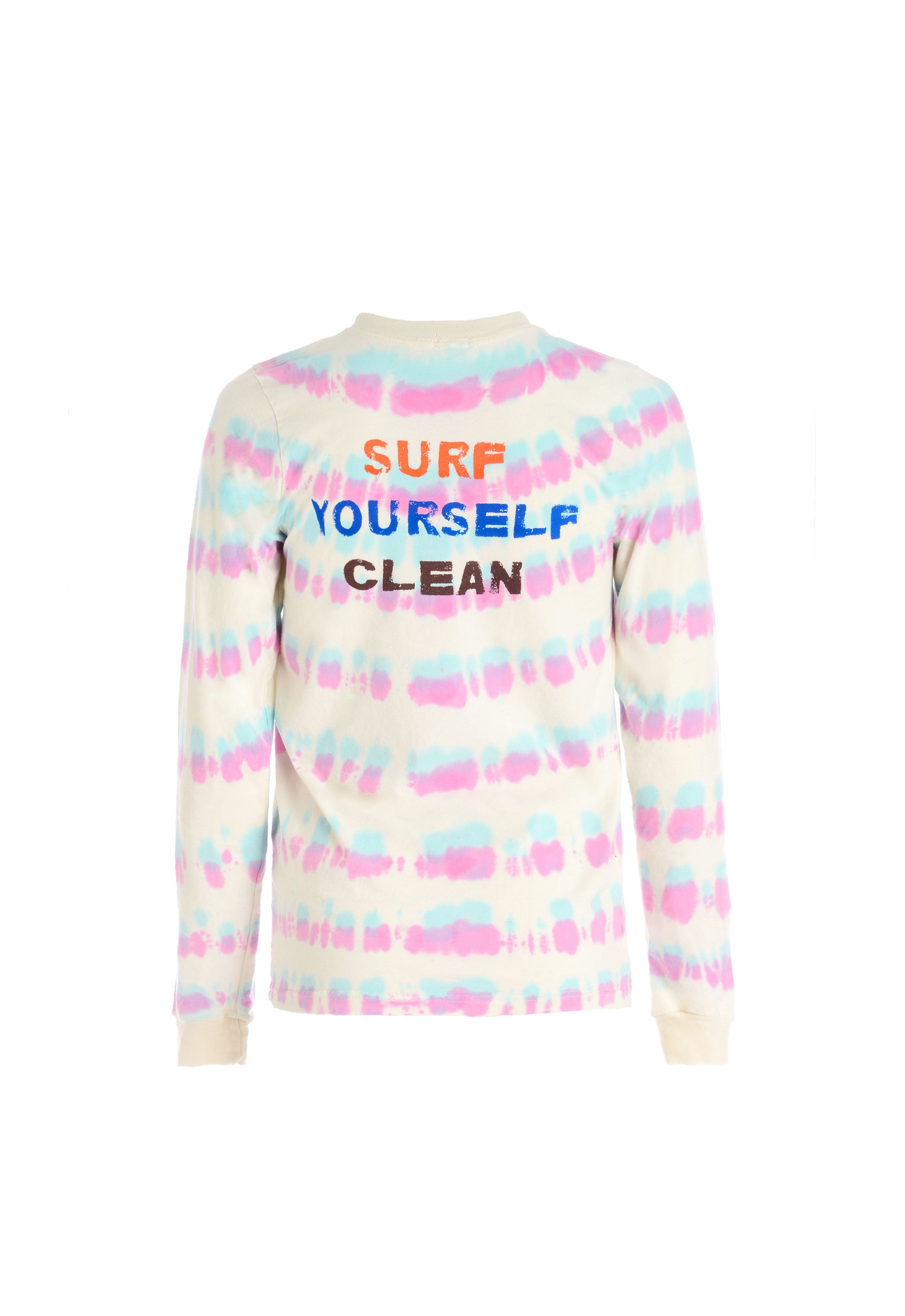 kiddos surf yourself clean T