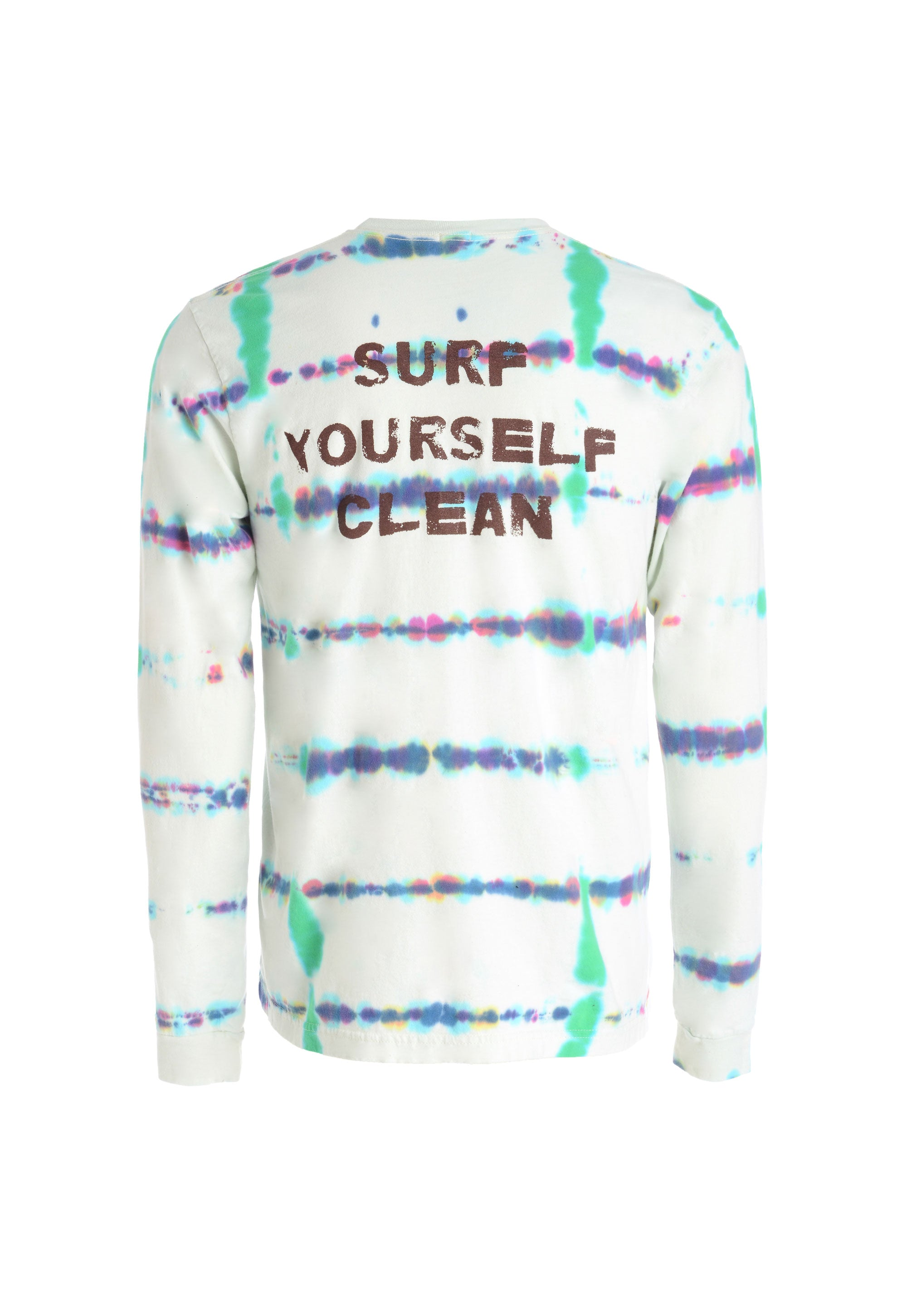 surf yourself clean tee