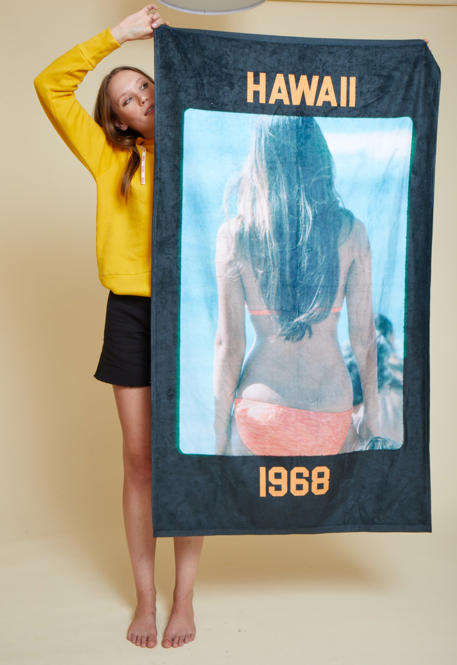 HAWAII 1968 towel