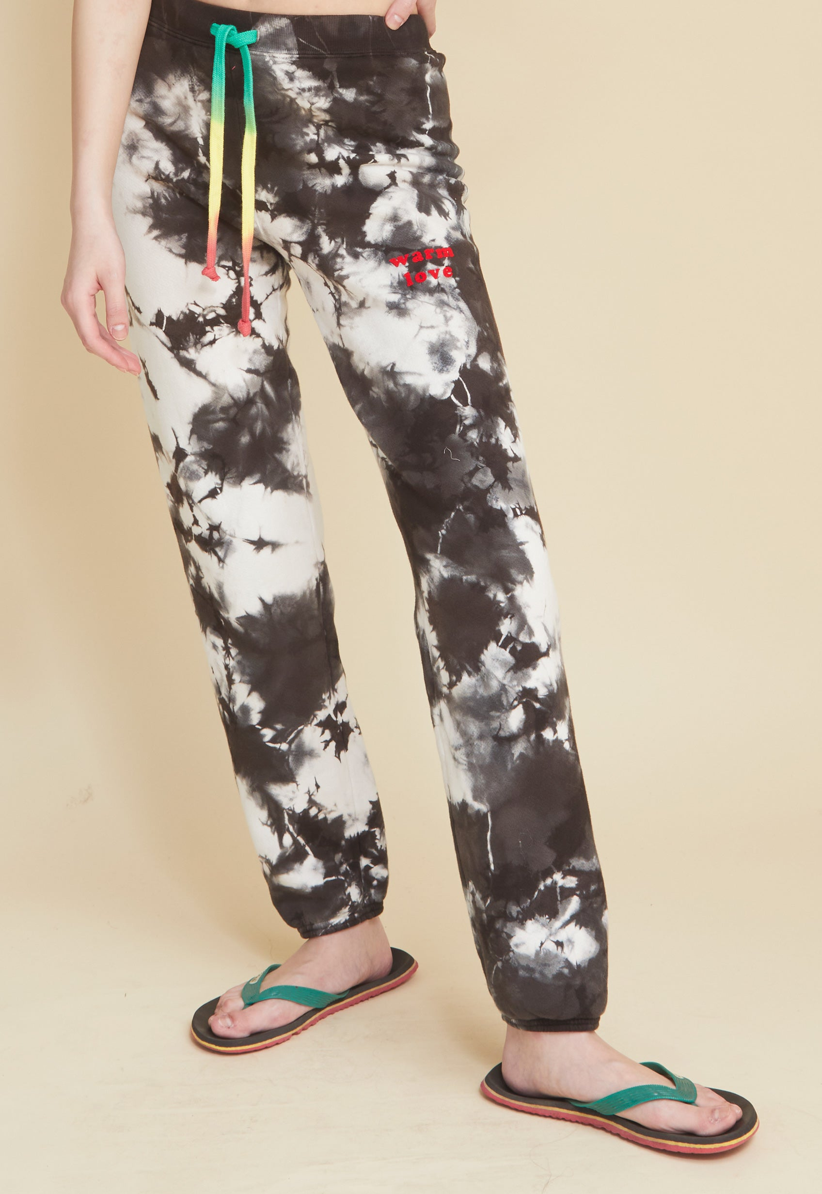 "warm love ""chill"" sweatpant"