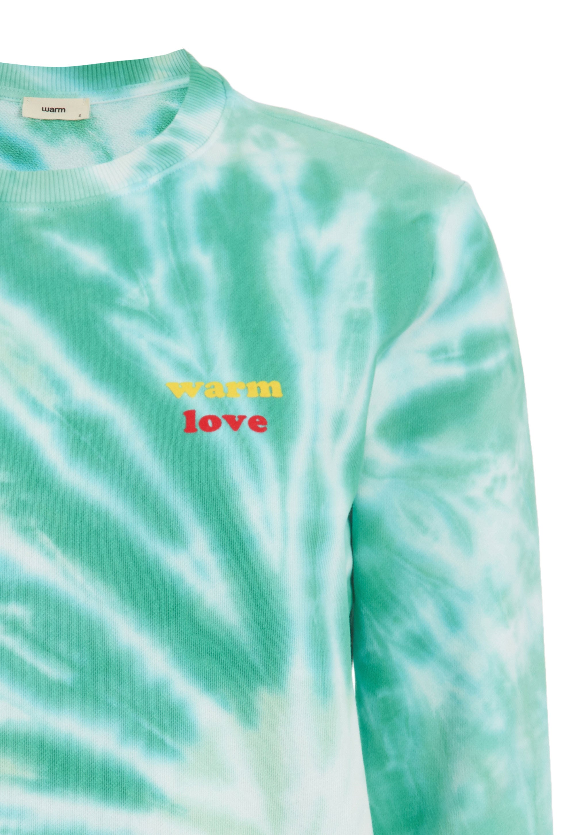 warm love sweatshirt