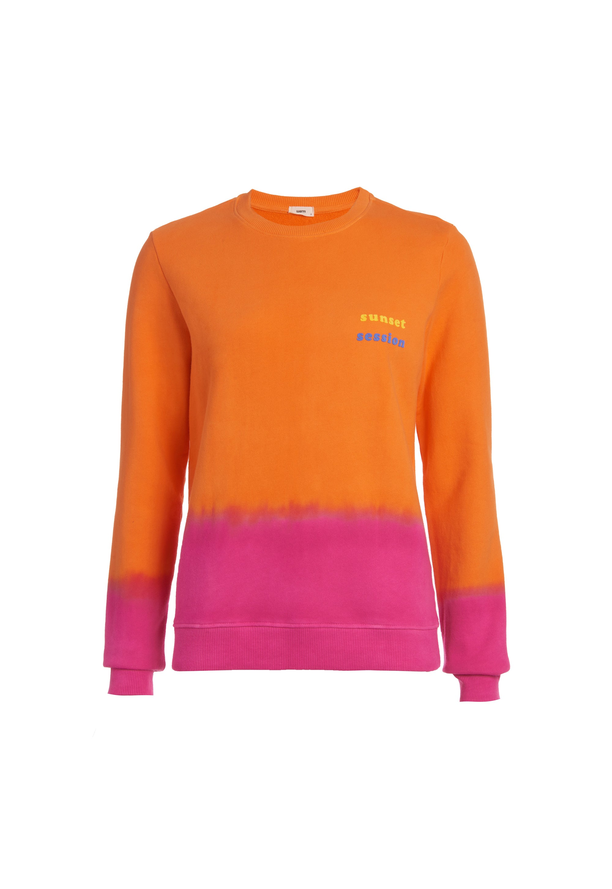 sunset session crewneck