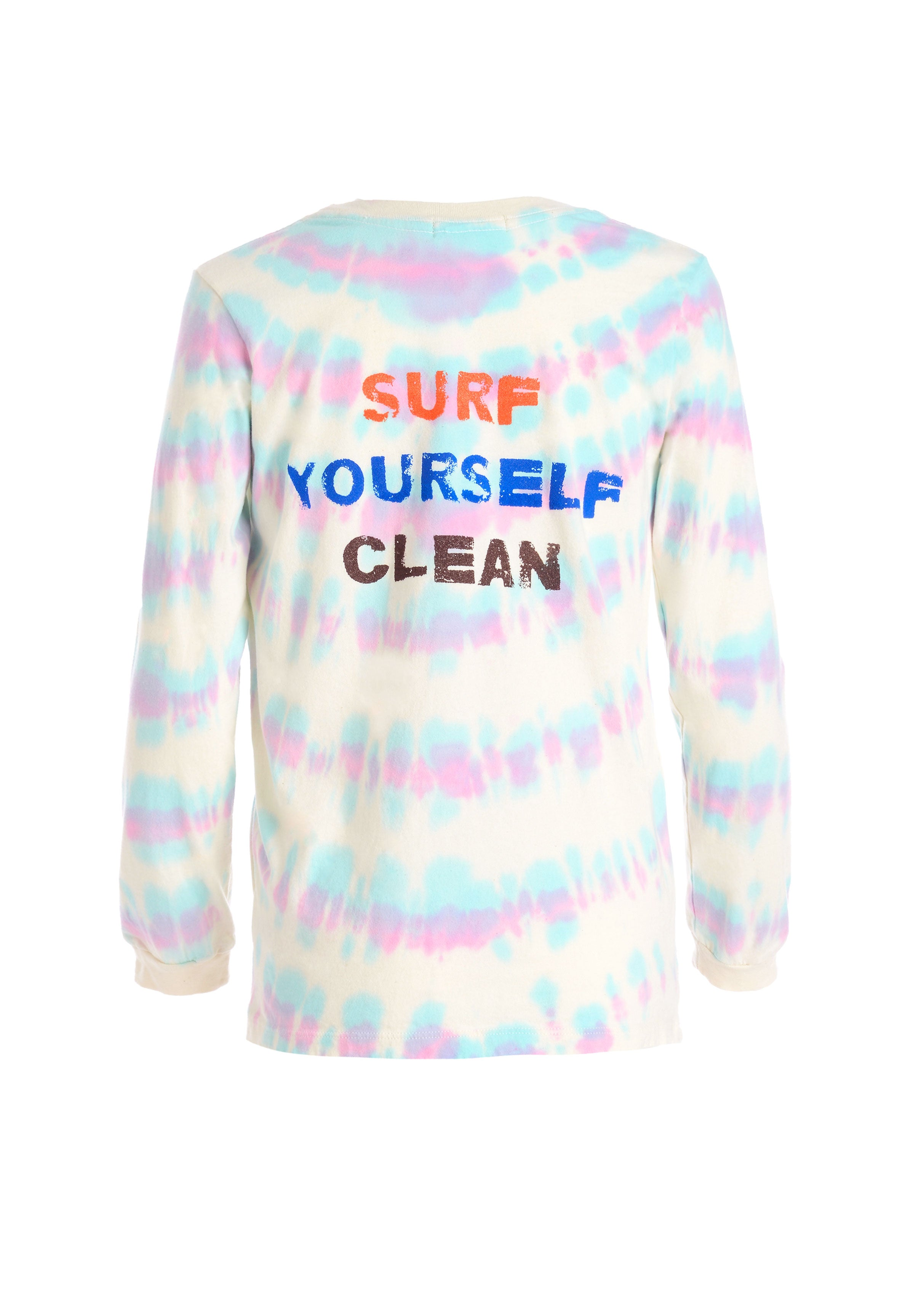 surf yourself clean T
