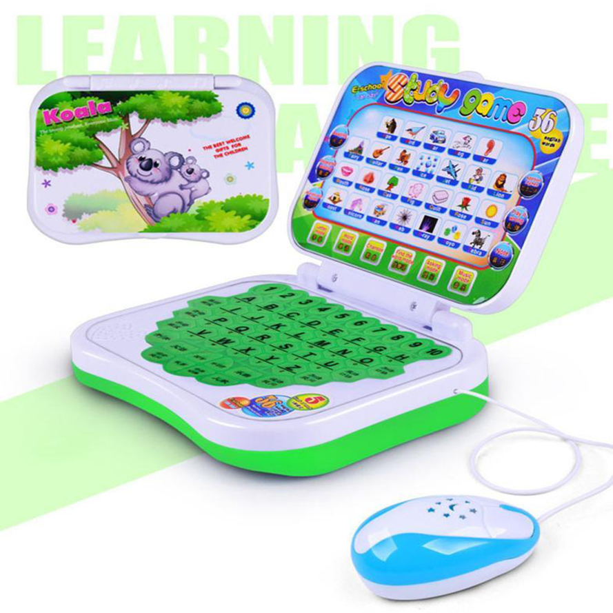Reading Learning Machine English Early Multifunction Tablet Computer Toy Kid Educational Toys for children learning machine
