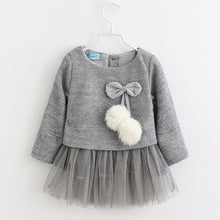 Load image into Gallery viewer, Bear Leader Baby Dresses 2018 New Spring Baby Girls Clothes Cute Rabbit Ears Printing Princess Newborn Dress Suit For 6M-24M