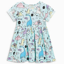 Load image into Gallery viewer, Bear Leader Girls Dresses 2018 New Princess Girls Clothing Stripe Design European and American Style Clothes For Baby Girls