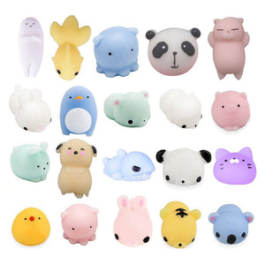 Mini Cute Squeeze Funny Toy Soft Stress And Anxiety Relief Toys Kawaii DIY Decor