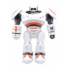 Load image into Gallery viewer, R1 Intelligent RC Robot Programmable Walking Dancing Combat Defenders Armor Battle Robot Remote Control Toy For Child