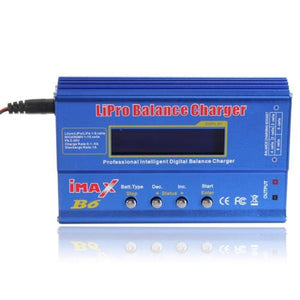 Imax B6 LCD Screen Digital Rc Lipo Nimh Battery Balance Charger