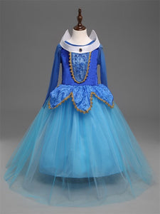 Baby Girl Princess Dress Up Children Kids Tulle Carnival Disguise Costume Teenager Girls Clothes Party Wear Fantasy Ball Dress
