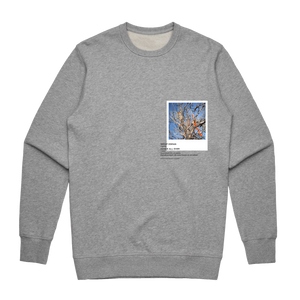 Hands All Over 02   Men's 100% Cotton Gallery Sweatshirt in Grey / XXL by Serap Osman
