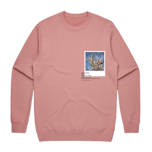 Hands All Over 02   Men's 100% Cotton Gallery Sweatshirt in Rose / XXL by Serap Osman