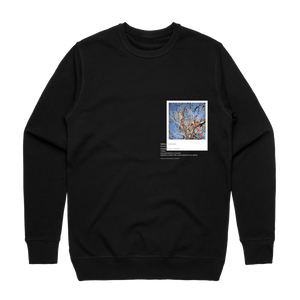 Hands All Over 02   Men's 100% Cotton Gallery Sweatshirt in Black / XXL by Serap Osman