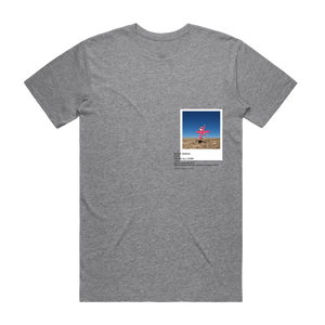 Hands All Over 07   Men's 100% Organic Cotton Gallery T-shirt in Grey / XXL by Serap Osman