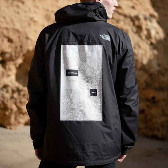 You Yangs Ranges Pre-order   DryVent™ Rain Coat in XXL by The North Face© X Buff Diss X So Project™