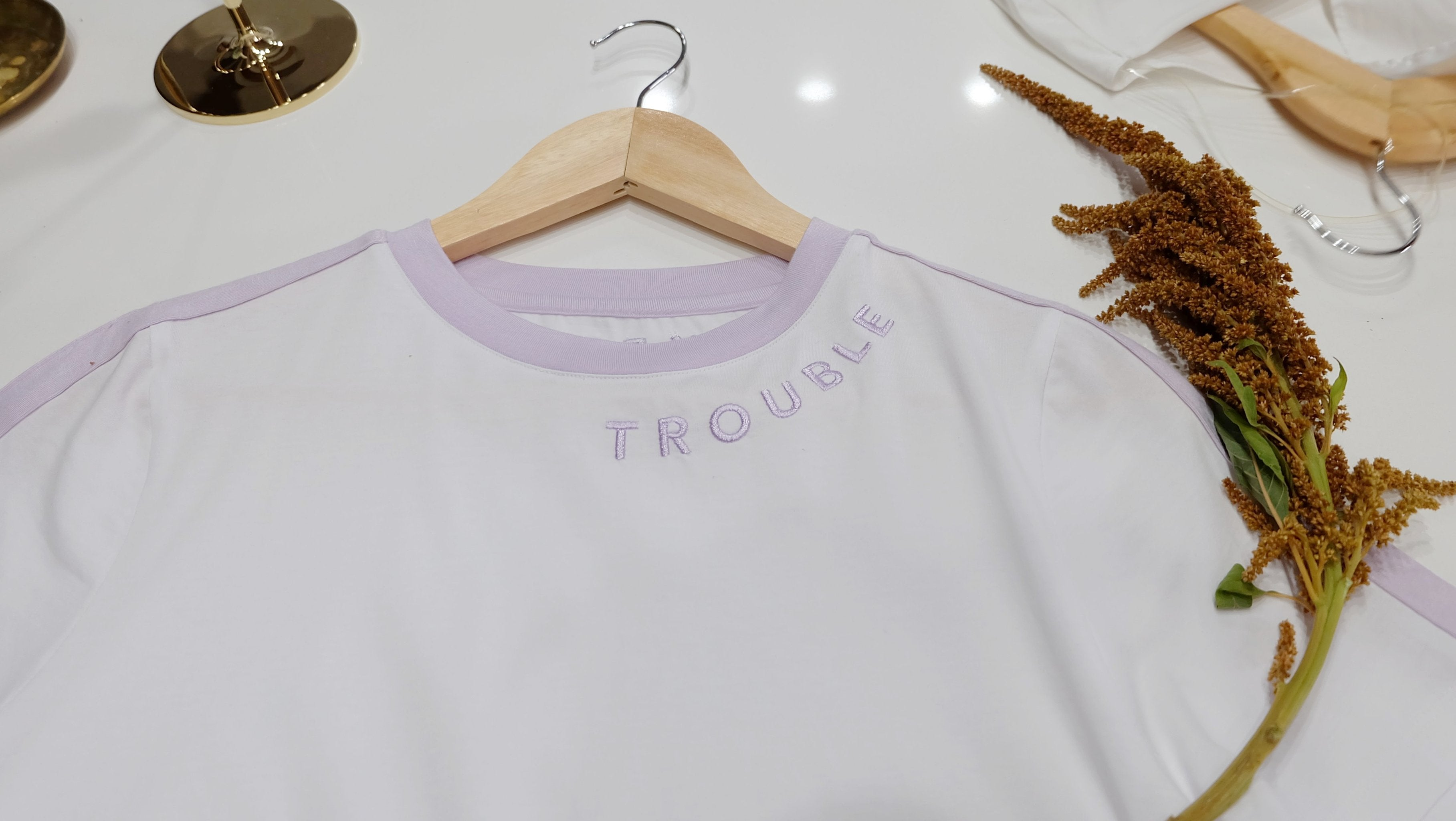 Troublemaker Tee - THEMAKE