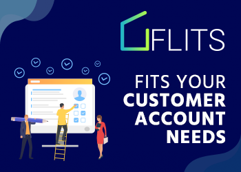 Flits fulfilling your customization needs in the Customer Account page