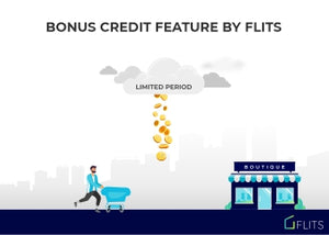 Now give  Limited Period Bonus credits to push the Sales Juggernaut