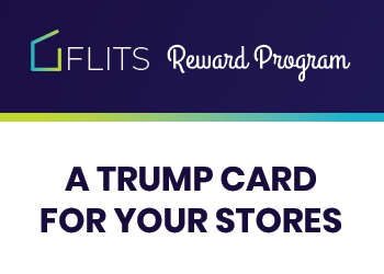 Flits Reward Program - A Trump card for your stores