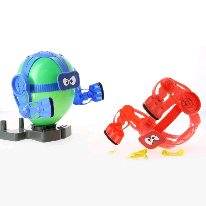 Creative Balloon Robot Boxing Game Toy