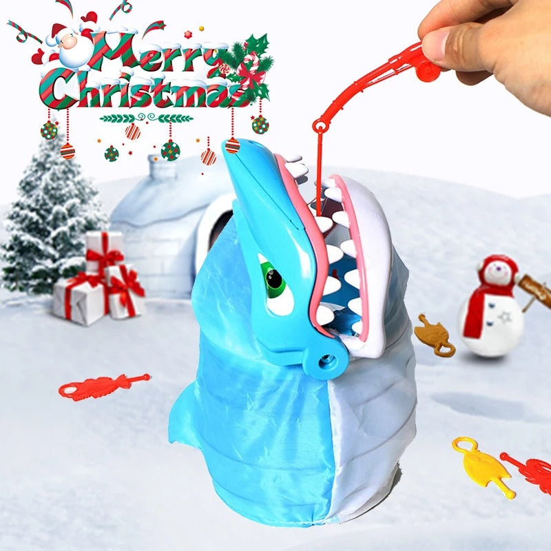 Christmas Sales Promotion - Shark Bite Game
