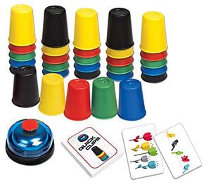 Quick Hand Stack Cup 【Parental Puzzle Board Game】