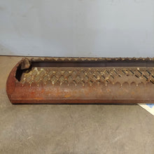 Load image into Gallery viewer, Vintage Cast Iron Radiator Cover