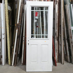 Insulated Exterior Double Door Pair by Therma Tru