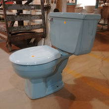 Load image into Gallery viewer, Two-Piece Toilet by American Standard Plebe in Regency Blue