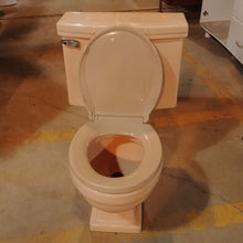 Load image into Gallery viewer, Vintage 1959 Two-Piece Toilet by American Standard in Persian Brown