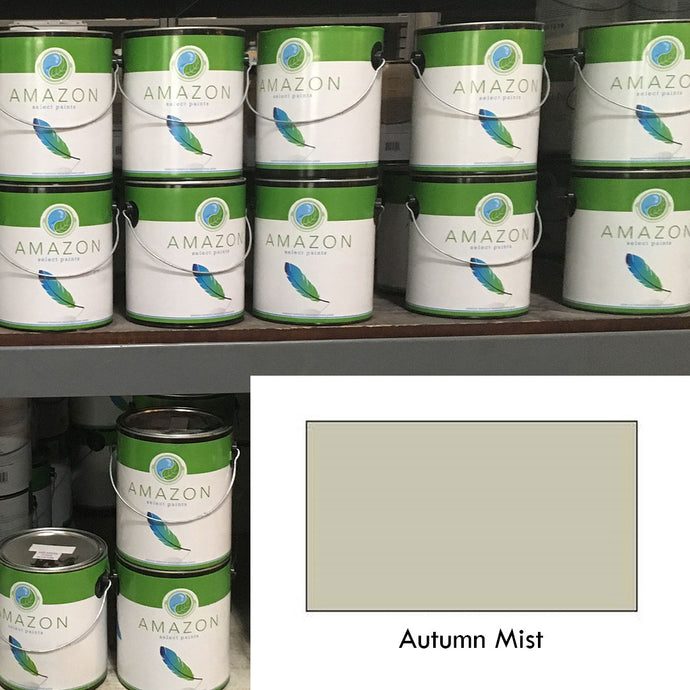 1-Gallon Amazon Select Paint: Autumn Mist