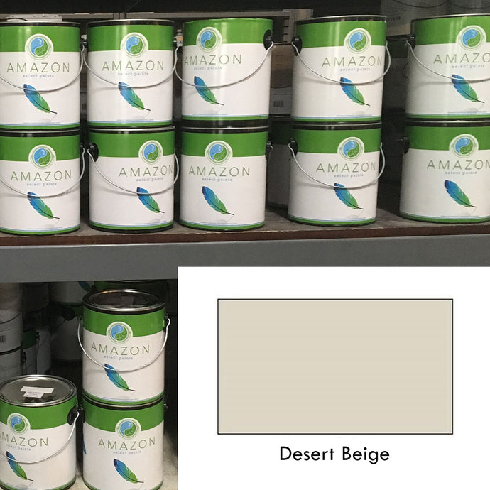 1-Gallon Amazon Select Paint: Desert Beige