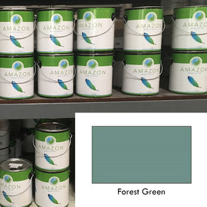 1-Gallon Amazon Select Paint: Forest Green