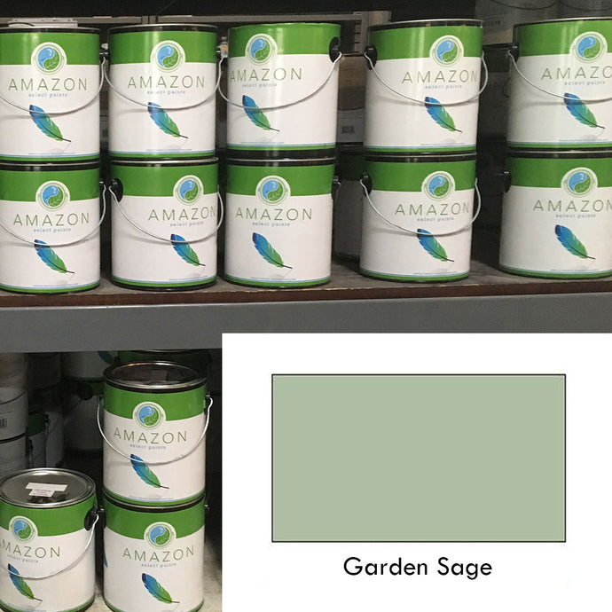 1-Gallon Amazon Select Paint: Garden Sage