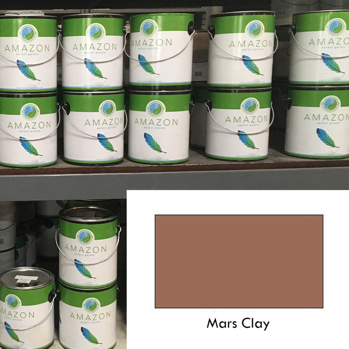 1-Gallon Amazon Select Paint: Mars Clay