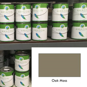 1-Gallon Amazon Select Paint: Oak Moss