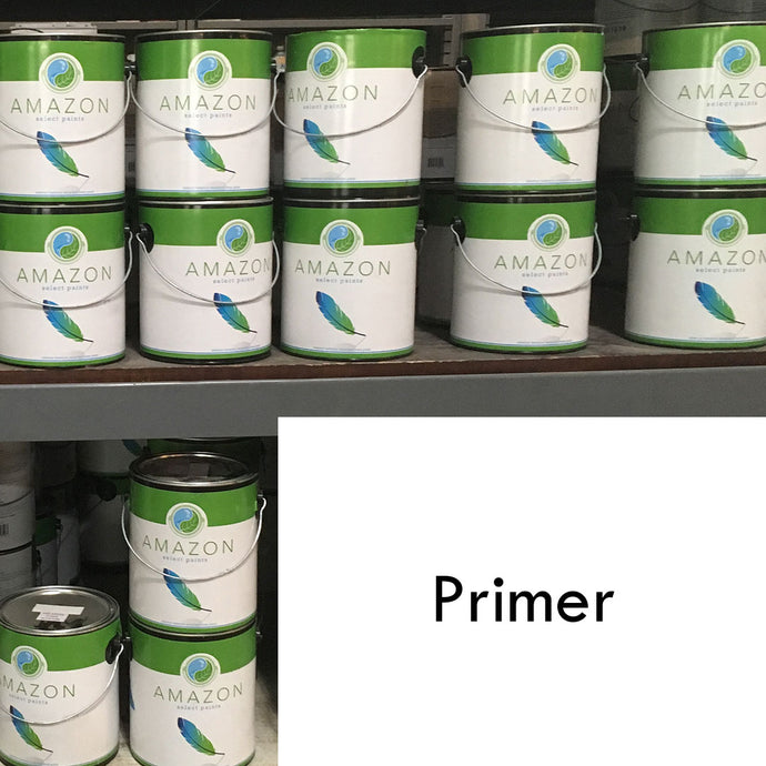 1-Gallon Amazon Select Paint: Primer