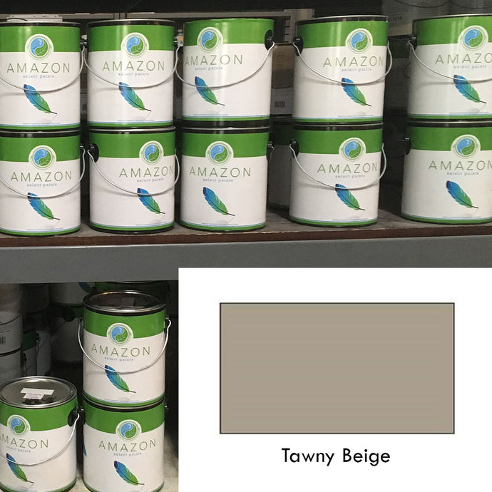 1-Gallon Amazon Select Paint: Tawny Beige