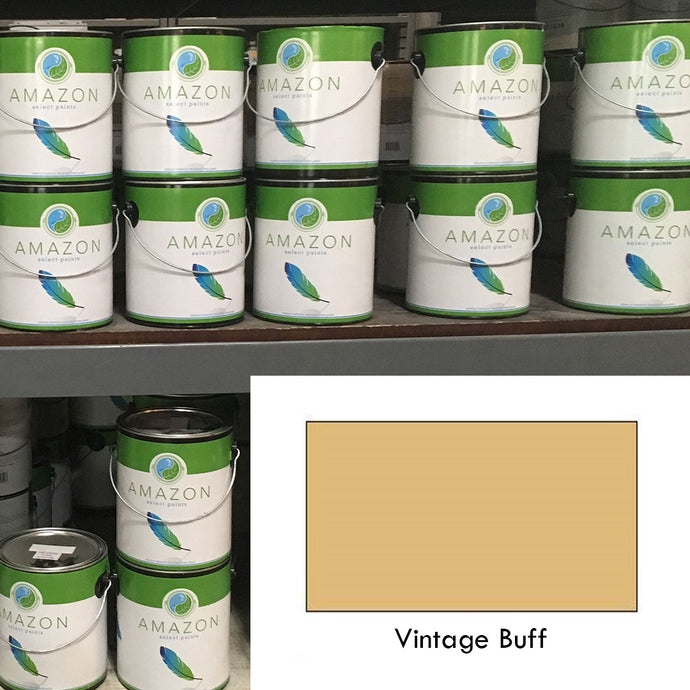 1-Gallon Amazon Select Paint: Vintage Buff