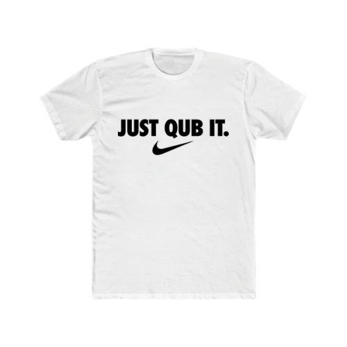 Just Qub It Unisex Tee