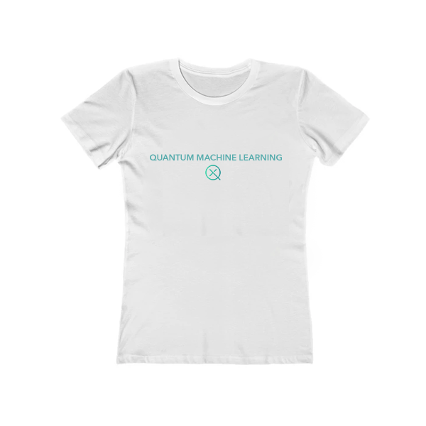 Quantum ML Women's Tee