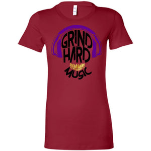LADIES' Favorite T-Shirt GrindHardMusic