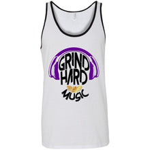 Load image into Gallery viewer, ADULT Unisex Tank Top GrindHardMusic