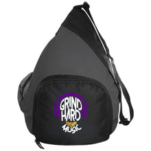 Load image into Gallery viewer, GrindHardMusic Port Authority Active Sling Pack