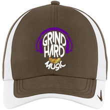 Load image into Gallery viewer, GrindHardMusic Nike Colorblock Cap