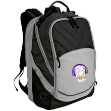 Load image into Gallery viewer, GrindHardMusic Port Authority Laptop Computer Backpack