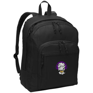 GrindHardMusic Port Authority Basic Backpack