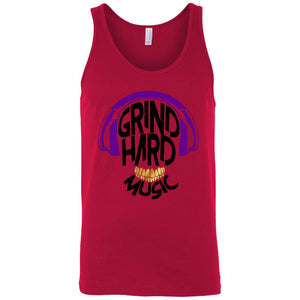 ADULT Unisex Tank Top GrindHardMusic
